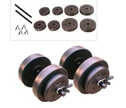 Dumbell Set For Men Weight Training Golds Gym Home Workout E