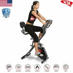 Fitness Workout Gym Home Indoor Exercise Bicycle Cardio 8-Le