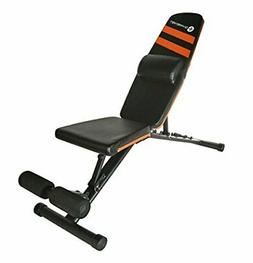 Gymenist Exercise Bench Foldable and Easy To Carry NO ASSEMB
