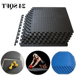 Exercise Floor Mat GYM EVA FOAM FLOORING Tiles Fitness Worko