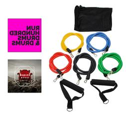 Exercise Home Gym Workout Fitness Accessories Pull Up Kit fo