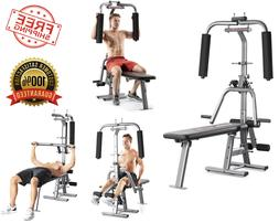 Exercise Machine Home Gym Fitness Trainer Master Muscle Full