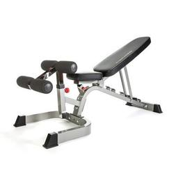 System Adjustable Utility Bench Arm Curl Attachment: Include