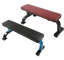 Flat Weight Utility Bench heavy duty Workout dumbbell Liftin