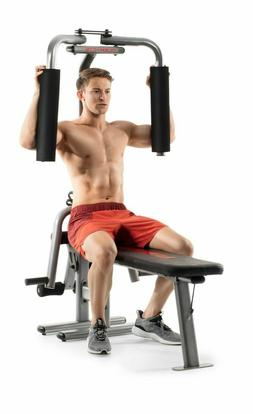 Weider Flex CTS Home Gym & Weight Bench with Bench Press & B