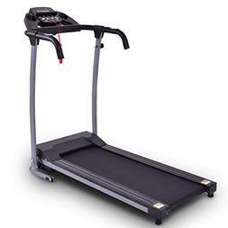 Goplus 800W Folding Treadmill Electric Motorized Power Fitne