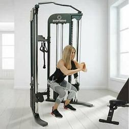Inspire Fitness FTX Functional Trainer with Bench & 1-Year F