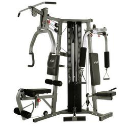 Galena Pro Home Gym Leg Press: Not Included, Stack Guard: No