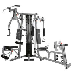 BodyCraft Galena Pro with 200lb Weight Stack, Leg Press, Wei