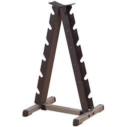 Body-Solid Vertical Dumbbell Rack