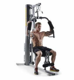Gold's Gym XRS 50 Home Gym With High And Low Pulley System E