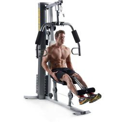 Gold's Gym XRS 50 Home Gym with High and Low Pulley System C