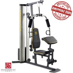 GOLD'S HOME GYM Training Workout Total Fitness Strength Equi