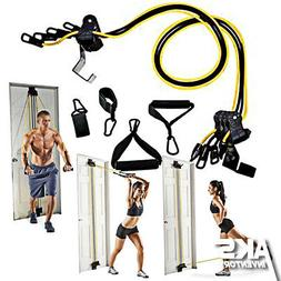 Golds Gym Total Body Training Home Gym Resistance Band Worko