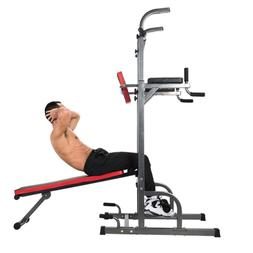 Home Gym Tower Golds Workout Power Exercise Equipment Fitnes