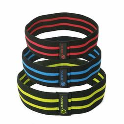 GR Resistance Bands Home Hip Leg Muscle Workout Gym Physical