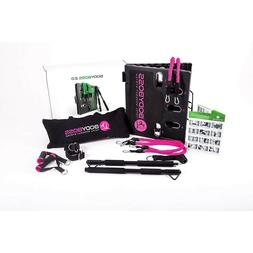 Home Gym Accessories Full Portable Workout Package For Fitne