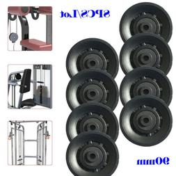 Gym Home Strength Training Bearing Pulley Wheel Exercise Att
