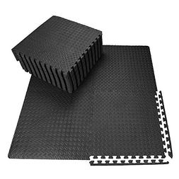 innhom Gym Mat Gym Flooring Mat Puzzle Exercise Mats Interlo