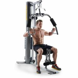 Gym System Strength Training Home Exercise Machine Workout E