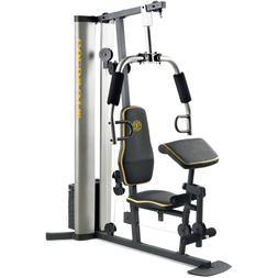 Gym System Workout Equipment Strength Training Home Weight E