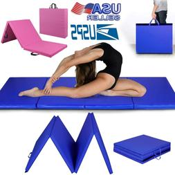 Gymnastics Mat Thick Folding Panel Home Fitness Exercise Gym
