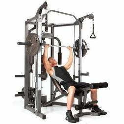 Heavy Duty Marcy Smith Cage and Cable Crossover Workout Weig