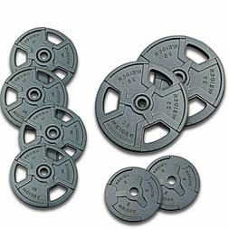 WEIDER 120294P 12.5 POUND WEIGHT Plates FOR MANY HOME GYM WEIGHT SYSTEMS