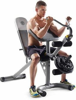 At Home Gym Equipment Weight Bench Workout Machine Preacher