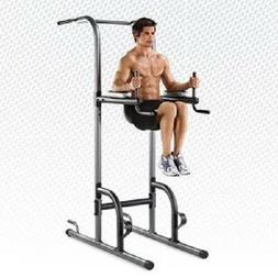 Home Fitness Exercise Equipment Gym Power Tower Health Stren