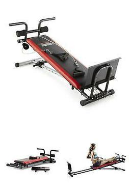 Home Fitness Machines Total Gym Exercise Equipment Body Weig