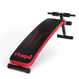 Home Foldable Weight Bench Adjustable Sit-up Board Workout S