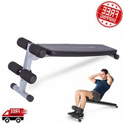 Incline Bench Press Abdominal Home Gym Abs  Board Strength T