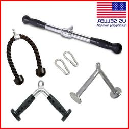 Home Gym Attachments Machine Equipment Accessories Pull Pres
