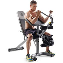 Home Gym Equipment XRS 20 Olympic Workout Bench Fitness Exer