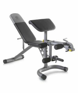 Home Gym Exercise Equipment Machine Leg Curl Extension Bench