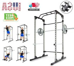 Home Gym Exercise Workout Ultra Strength Weight Power Rack C