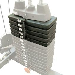 Body-Solid Home Gym 50-Pound Extra Weight Stack