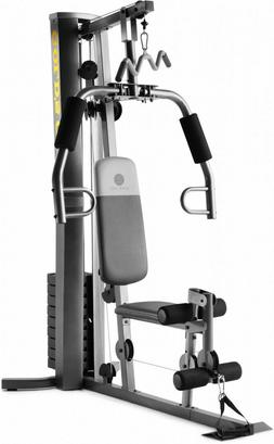 Golds Gym Home High and Low Pulley Cable Weight System Exerc