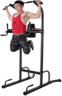 Home Gym  Power Tower Indoor Training Workout Dip Stand Pull