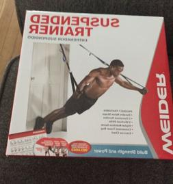 Weider Home Gym Suspender Trainer With Dvds/Exercise Chart