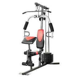 Weider Home Gym System Adjustable Weight 214lb Weight Stack