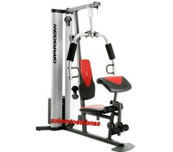 Home Gym System with 6 Workout Stations