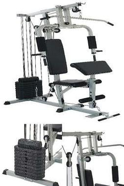 Home Gym System Workout Station with 330LB of Resistance and