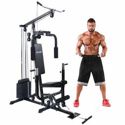 Home Gym Weight Training Exercise Workout Equipment Strength
