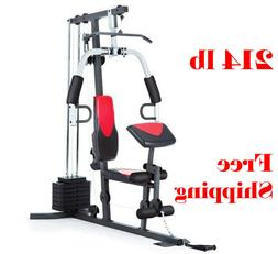 HOME GYM Training Workout Stations Fitness Strength Equipmen