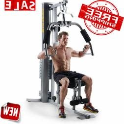 HOME GYM Weight Machine Chest Press Station Muscle Strength