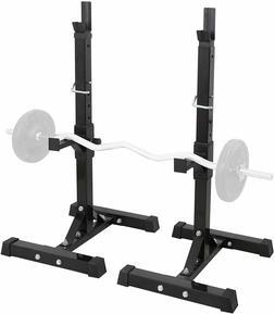 Home Gyms Adjustable Squat Rack Fitness Squat Rack Barbell F