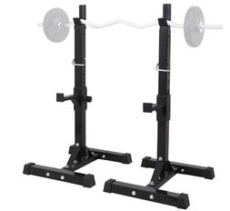 Home Gyms Adjustable Squat Rack Fitness Squat Rack Barbell F