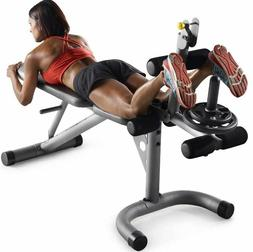 Home Gyms Exercise Equipment Machine Leg Curl Extension Benc
